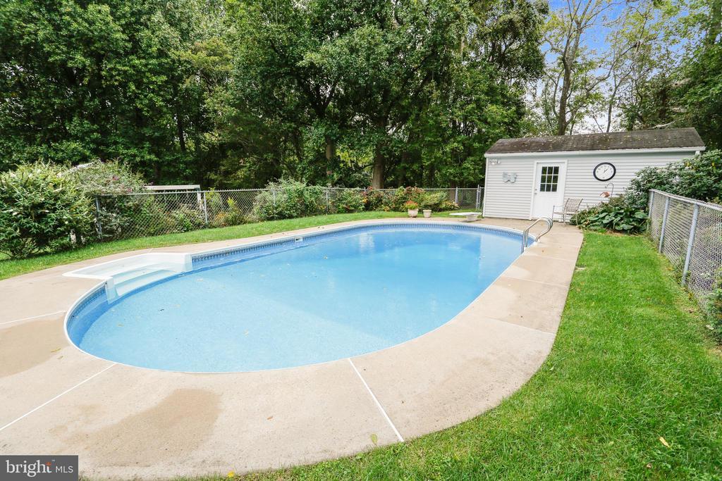 Pool - 16509 MAGNOLIA CT, SILVER SPRING