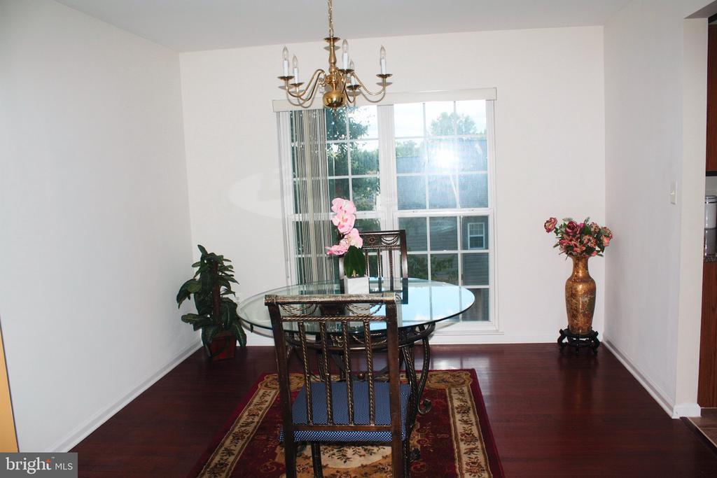 Dining room - 3045 PONY RIDGE TURN, DUMFRIES
