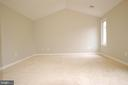 Huge primary bedroom - 8599 EASTERN MORNING RUN, LAUREL
