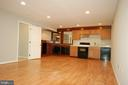 Fully finished basement - 8599 EASTERN MORNING RUN, LAUREL