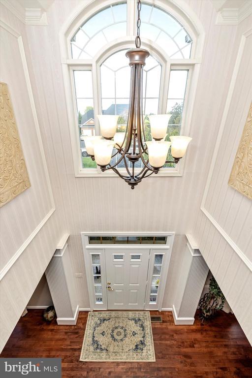 Foyer - 9803 PEBBLE BEACH CT, IJAMSVILLE