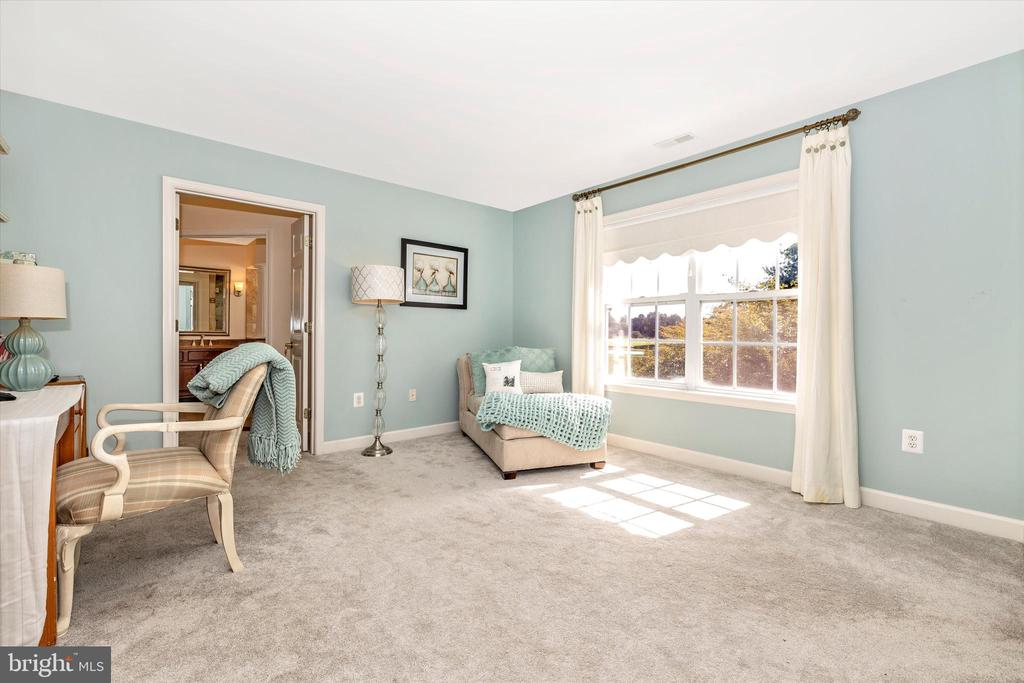 Primary bedroom sitting room - 9803 PEBBLE BEACH CT, IJAMSVILLE