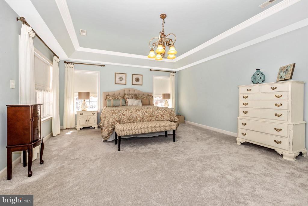 Primary bedroom - 9803 PEBBLE BEACH CT, IJAMSVILLE