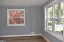 LIVING ROOM - 6990 FAIRFAX DR, ARLINGTON