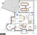 Basement Floor Plan - 4955 OLD DOMINION DR, ARLINGTON