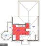 Third Floor/ Penthouse Floor Plan - 4955 OLD DOMINION DR, ARLINGTON