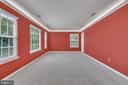 Large sitting room/ home office in Master - 104 SHERIDAN WAY SW, LEESBURG
