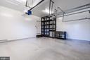 Epoxy flooring and plenty of storage - 104 SHERIDAN WAY SW, LEESBURG