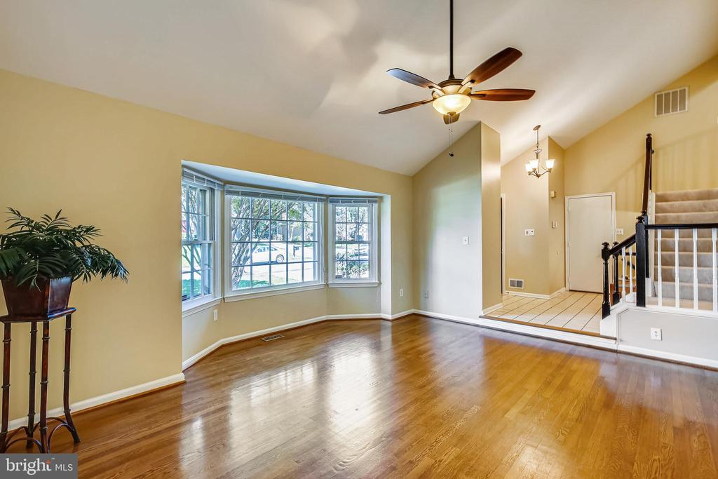 Large bright Livingroom - 11955 GREY SQUIRREL LN, RESTON