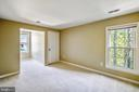 Third and fourth bedrooms on their own level - 11955 GREY SQUIRREL LN, RESTON