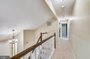 Hallway to owners suite - 11955 GREY SQUIRREL LN, RESTON