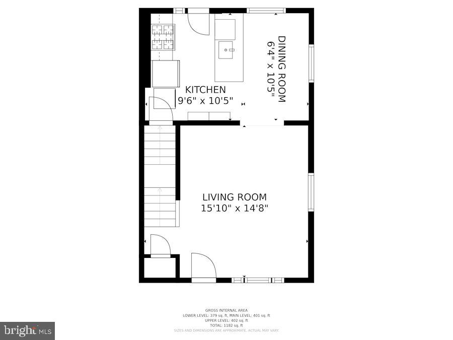 Floor plans - 3112 S FOX ST, ARLINGTON