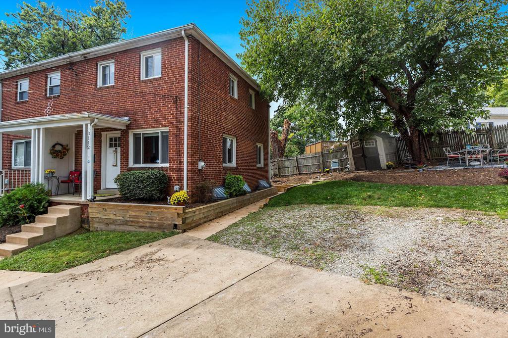 Exterior of home - 3112 S FOX ST, ARLINGTON