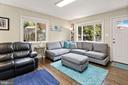 Living room - 3112 S FOX ST, ARLINGTON