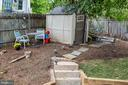 Backyard - 3112 S FOX ST, ARLINGTON