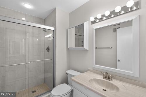 Primary Bath - 6317 LENOX RD, BETHESDA