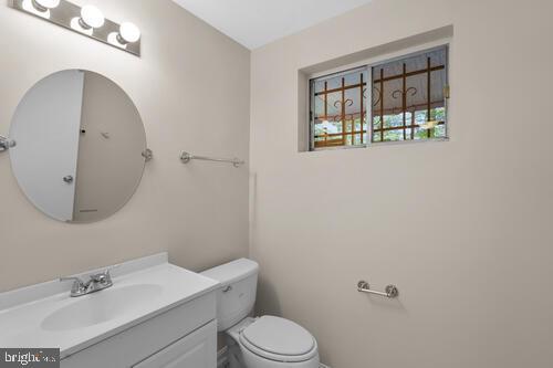 Basement Bathroom - 6317 LENOX RD, BETHESDA