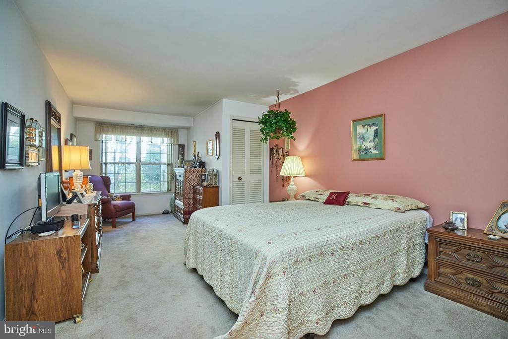 Primary Bedroom - 2921-B S WOODLEY ST #1, ARLINGTON