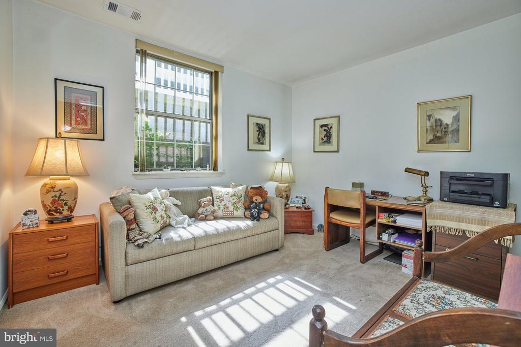 Second Bedroom - 2921-B S WOODLEY ST #1, ARLINGTON