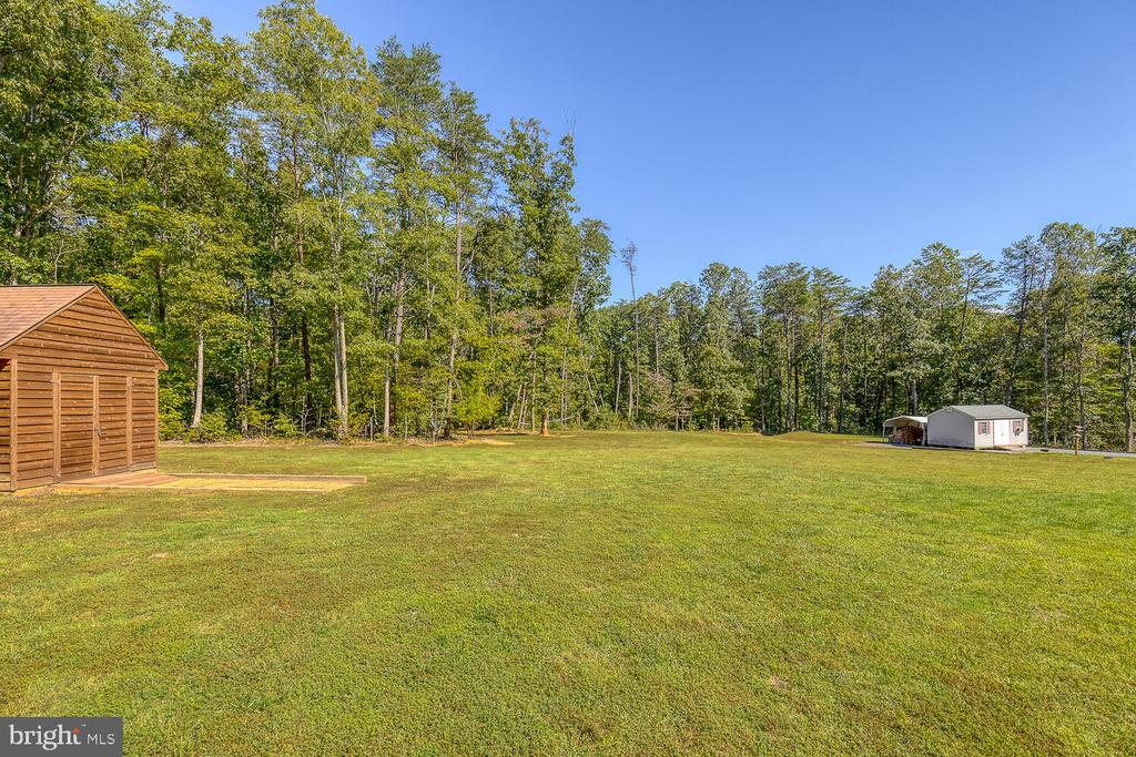2 sheds on the property! - 29471 NEW HAMPSHIRE RD, RHOADESVILLE