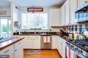 Kitchen- Granite Counters - 8 REMINGTON CT, STAFFORD