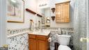 Upper level full bath with tub/shower combo - 9835 PLAZA VIEW WAY, FREDERICKSBURG