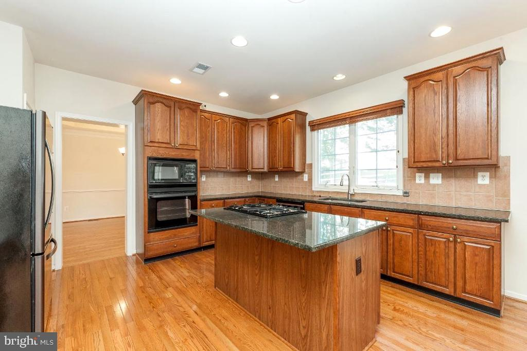 Perfect Kitchen for Entertaining - 47430 RIVERBANK FOREST PL, STERLING