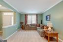 Living Room - 3647 SECRET GROVE CT, DUMFRIES