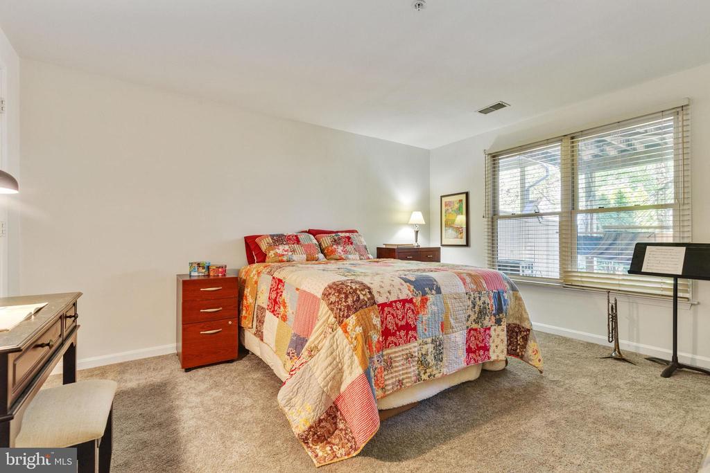Lower level Bedroom 4 - 717 KENT OAKS WAY, GAITHERSBURG