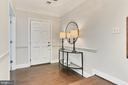 Gracious entry foyer - access to Flex office /BR4 - 4348 4TH N, ARLINGTON