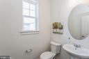 Powder room on main room - 1634 SANDPIPER BAY LOOP, DUMFRIES