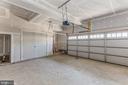 Rear entrance 2 car garage - 1638 SANDPIPER BAY LOOP, DUMFRIES