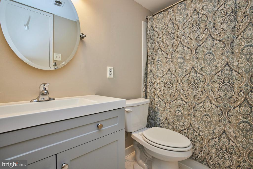 Hall Bath - 10300 BUSHMAN DR #204, OAKTON