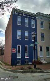 Two bedroom unit in a row home setting. Home sits across the street from UMB. Easywalk to Raven's Stadium, and the Inner Harbor! One decorative fireplaces. Private gated backpatio. One off-street parking space! Small pets considered on case by case basis with monthly petlease. Water shared proportionally by all tenants in the building.