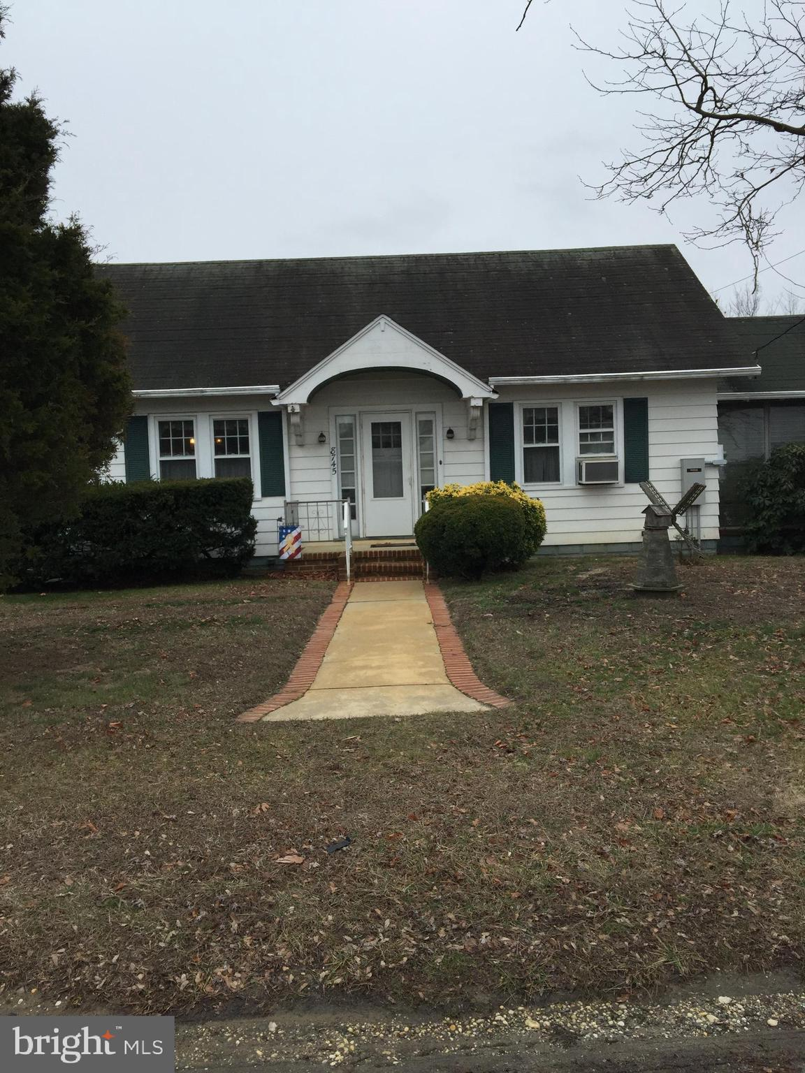 8745 HIGHLAND STREET, PORT NORRIS, NJ 08349