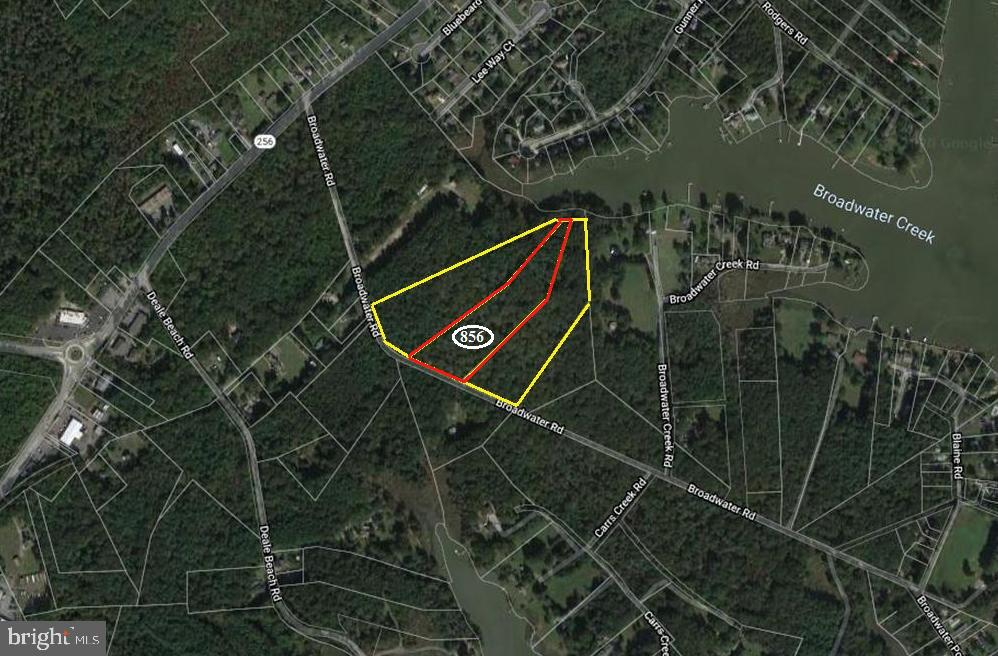 856 BROADWATER ROAD, CHURCHTON, MD 20733
