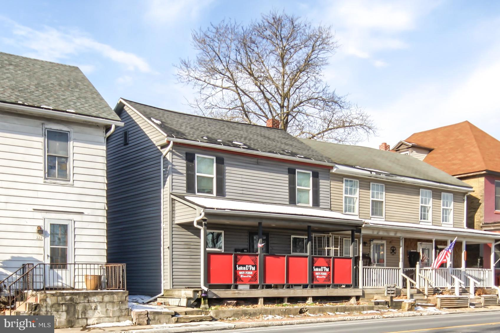 212 S STATE ROAD, MARYSVILLE, PA 17053