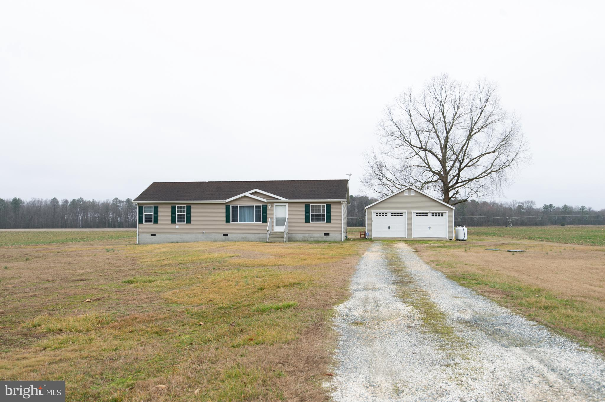 2828 GUARD ROAD, FEDERALSBURG, MD 21632