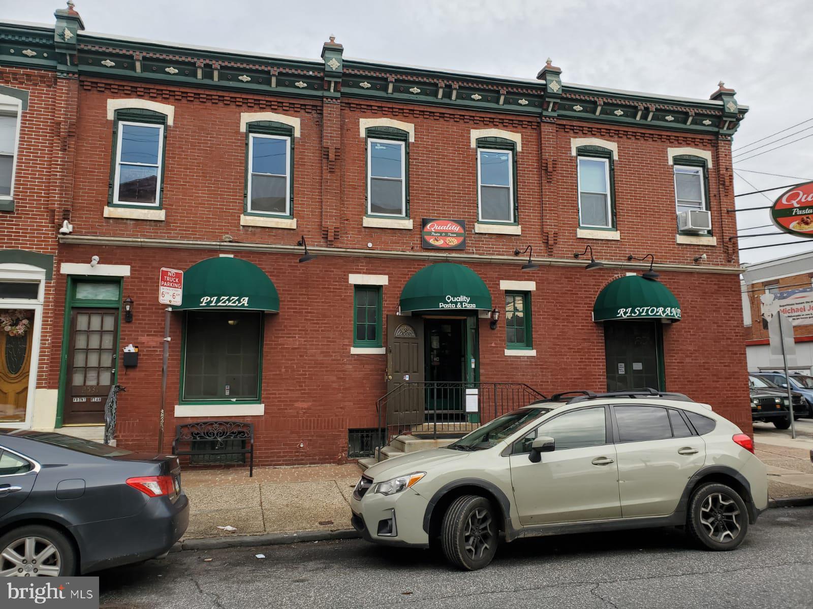 2531 E CLEARFIELD STREET, PHILADELPHIA, PA 19134