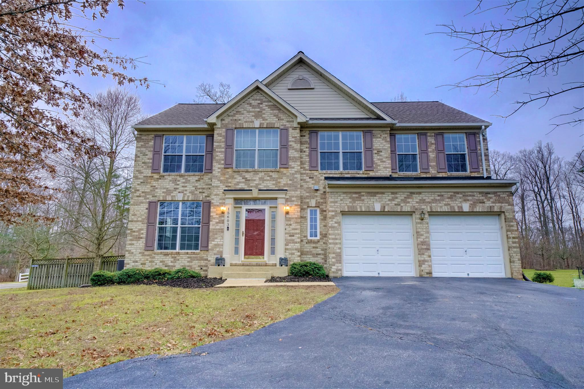 15603 OVERCHASE LANE, BOWIE, MD 20715