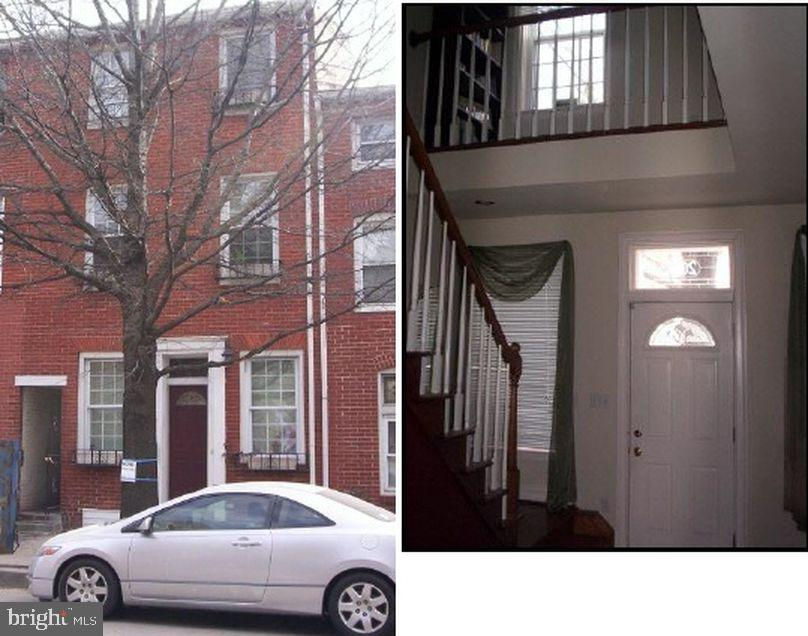 Gorgeous, renovated, Four story town home (including basement)  in Southern Fells point.  Granite countertops, hardwood floors throughout.   Second floor includes a large bedroom with a huge bath and separate loft/den area. The bathroom has a jacuzzi tub and separate large stand-up shower and a separate walk-in closet.  No Smokers.  Minimum credit of 620 required for all adults.  Pets considered, case by case w/ 650+ credit scores for all adults, plus pet application and add'l fees.  The main floor consists of a living room, kitchen, dining room, and half bath. There is a washer/dryer on the main floor and the basement is just used for storage.