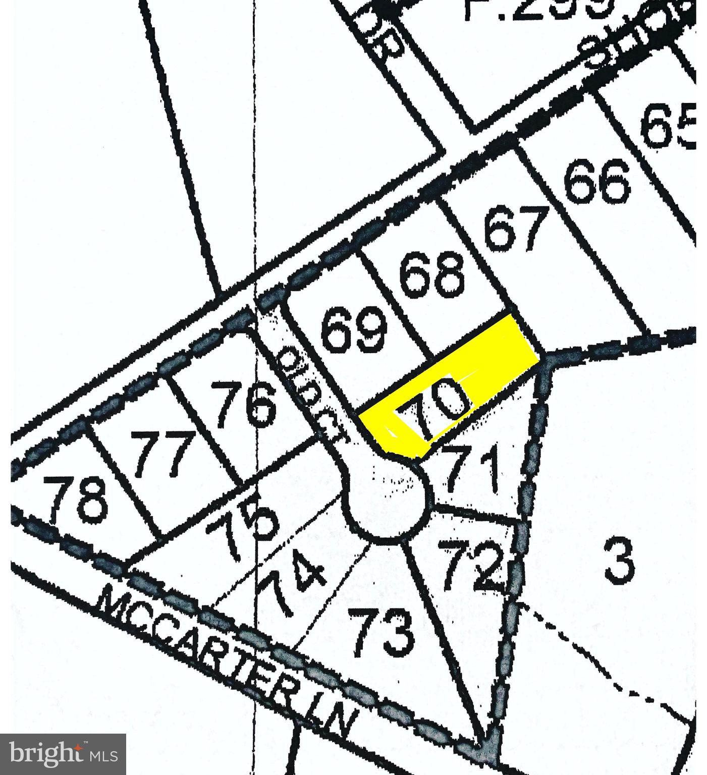 This is lot 70 AKA 1403 Old Ct.      Lots 70, 71 and 72 are each available from this seller.    Public Septic is available but not connected.   Property would require a well for water.   Located in Critical Area, the county planner of the day verbally stated they will allow tree removal on 30% of the lot.   Buyer will need to verify.   No sign on property.    Old Ct is a cul-de-sac paper road located between and behind 4105 Shoreham Beach Rd and 4101 Shoreham Beach Rd. Property may include wetlands.  Buyer will need to verify.