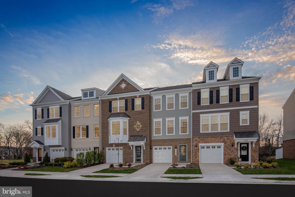 Brand new Stanley Martin town homes located in a tree-lined and amenity-rich community! These open and innovative floor plans are conveniently located minutes away from Route 234, 28, I-66, the VRE, and the charm of Old Town Manassas. Bradley Square is the most affordable and established luxury town home community in Prince William County with over 100 new homeowners a year! Designed with livability in mind, our floor plans include inviting main levels featuring modern and open kitchens with islands, serene owner's suites, spacious recreation areas, and ample deck and yard spaces which are perfect for entertaining family and friends. Prepare to make memories that will last a lifetime here at Bradley Square!