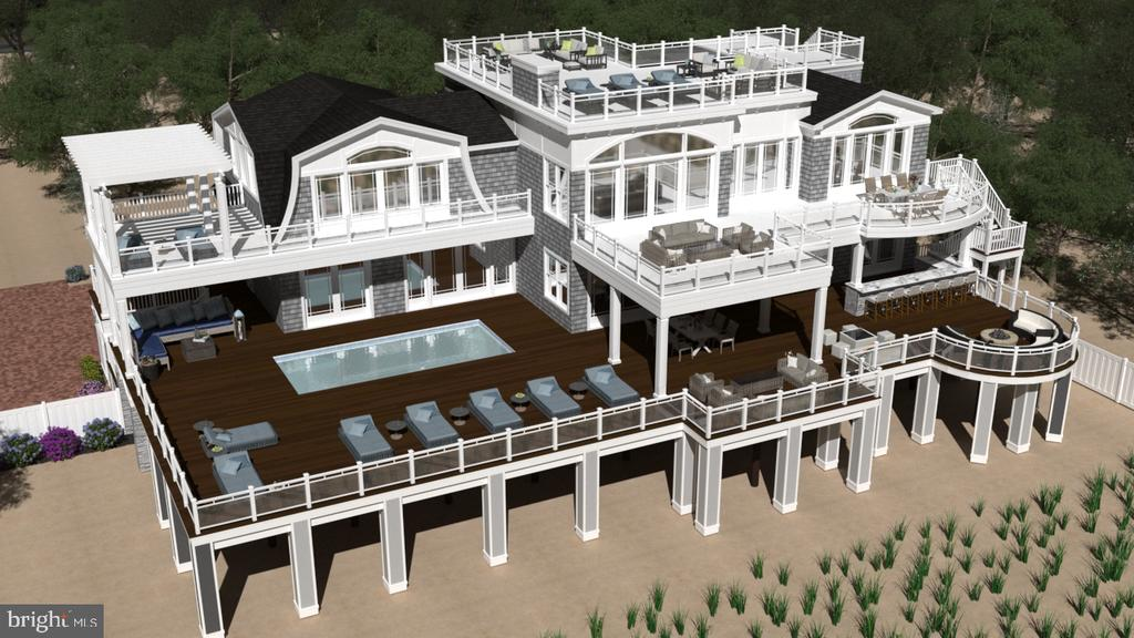 61D  LONG BEACH BOULEVARD, Long Beach Island, New Jersey 8 Bedroom as one of Homes & Land Real Estate