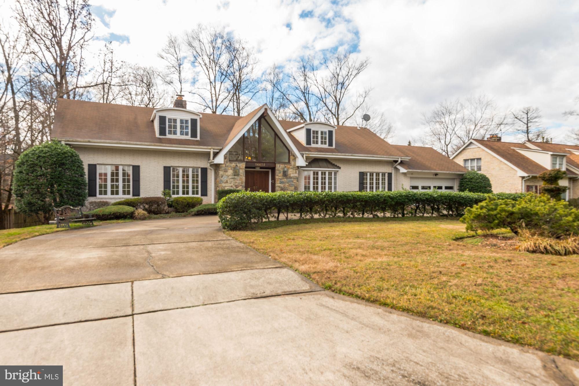 14632 CHESTERFIELD ROAD, ROCKVILLE, MD 20853