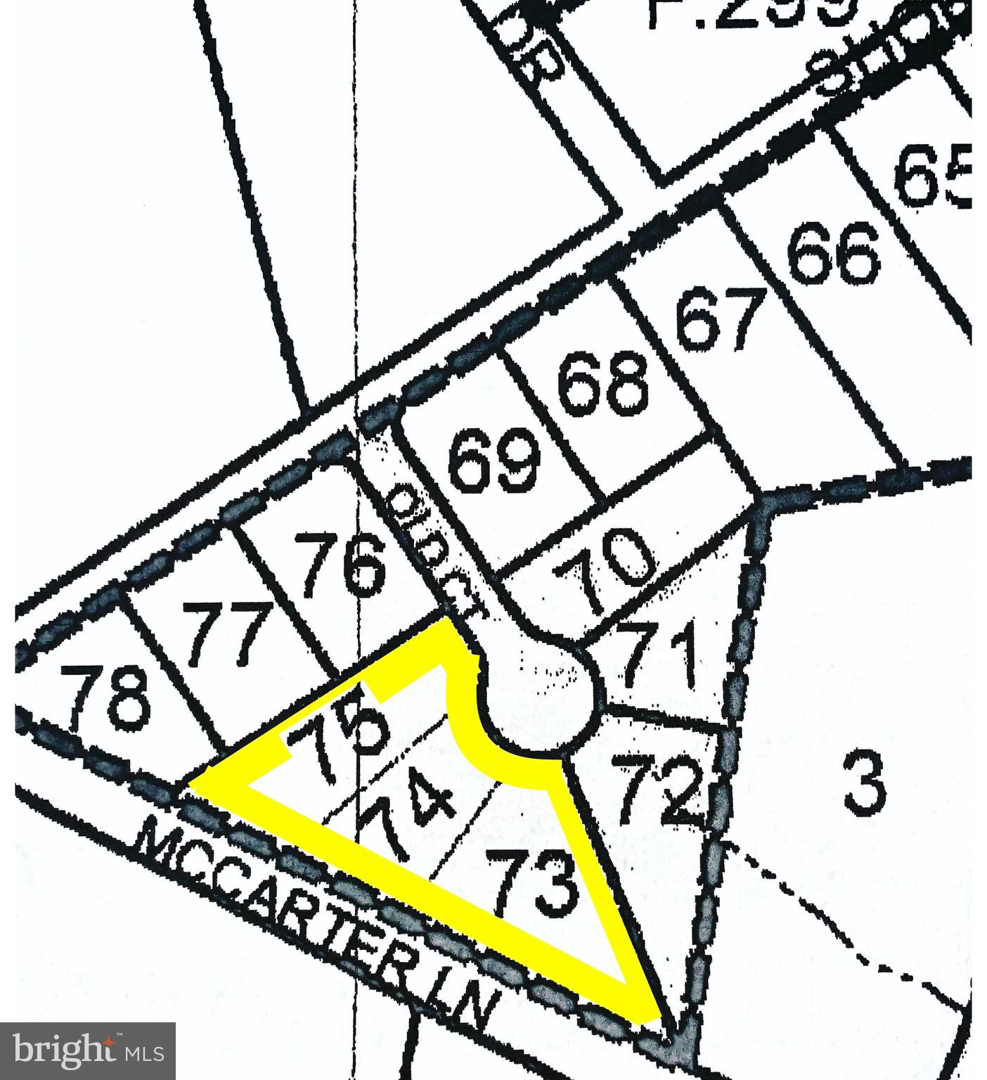 Three platted lots under one tax ID.  Lots 73, 74 and 75 AKA 1406 Old Ct.      Public Septic is available but not connected.   Property would require a well for water.   Located in Critical Area, the county planner of the day verbally stated they will allow tree removal on 30% of the lot.   No sign on property.    Old Ct is a cul-de-sac paper road located between and behind 4105 Shoreham Beach Rd and 4101 Shoreham Beach Rd.