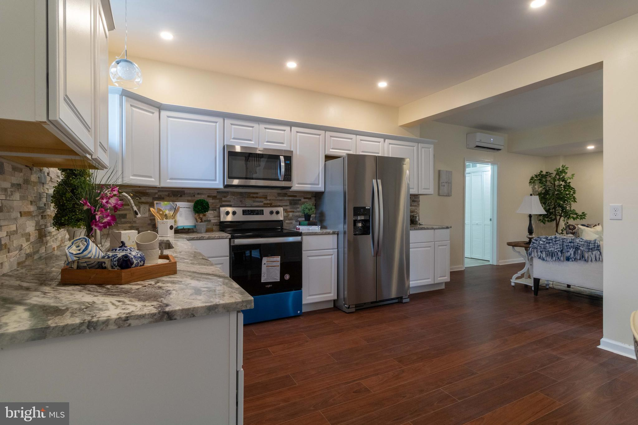 Welcome home to this beautiful newly renovated hidden Gem  located in the much desirable Appoquinimink school district in Townsend.  This home offers 3 BR and 3 full baths: an open floor plan which is excellent for entertaining; Spacious Kitchen is designed with granite counter tops, custom back splash ,cabinetry & energy efficient, stainless steel appliances   ;Main floor enclosed laundry area:  Generously sized bedrooms with  roof deck off the master bedroom ; Completely updated bathrooms with beautifully designed custom tile in each bathroom. Did I mention this home includes parcel #1401900165 of 2.67 acres and parcel #1401900132 of 2 acres for a total of 13.21 acres.  sits on over 13 acres of land with private pond, & huge outbuilding for extra storage , the ultimate man cave for you and the guys  or new luxurious she shed for the ladies! These decisions can be yours ...Don't Miss Out On the Opportunity to call this your new home.!