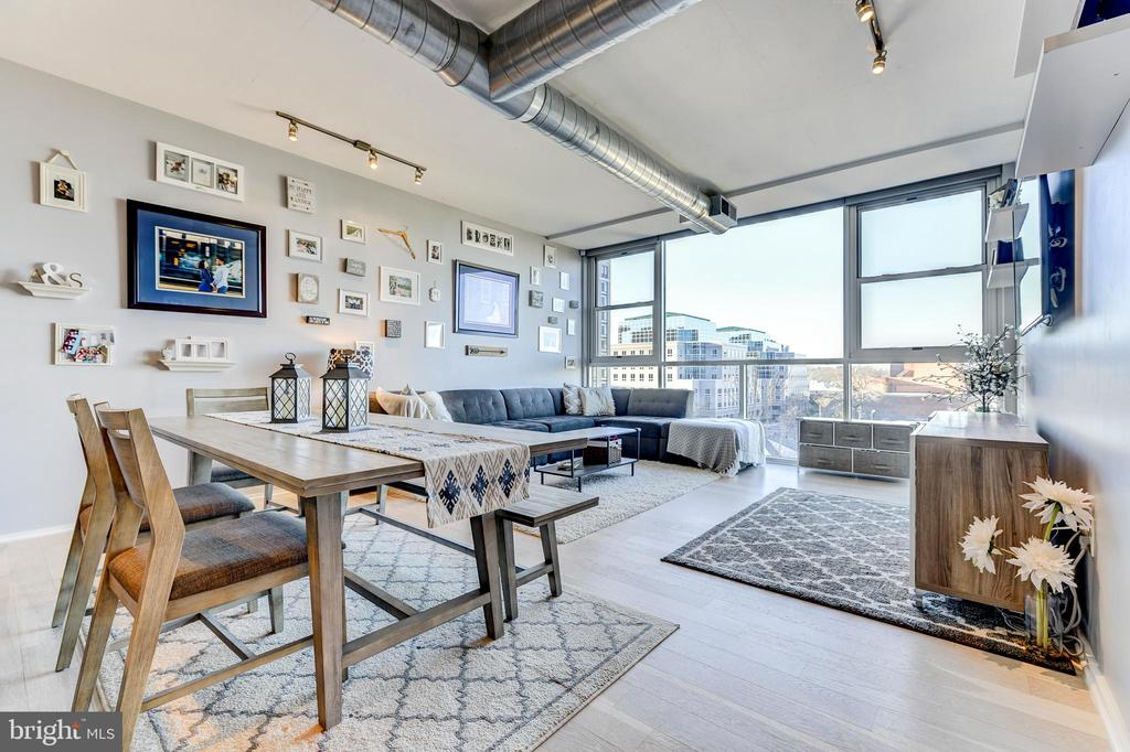 Arlington Homes for Sale -  Townhome,  3409  WILSON BOULEVARD  506