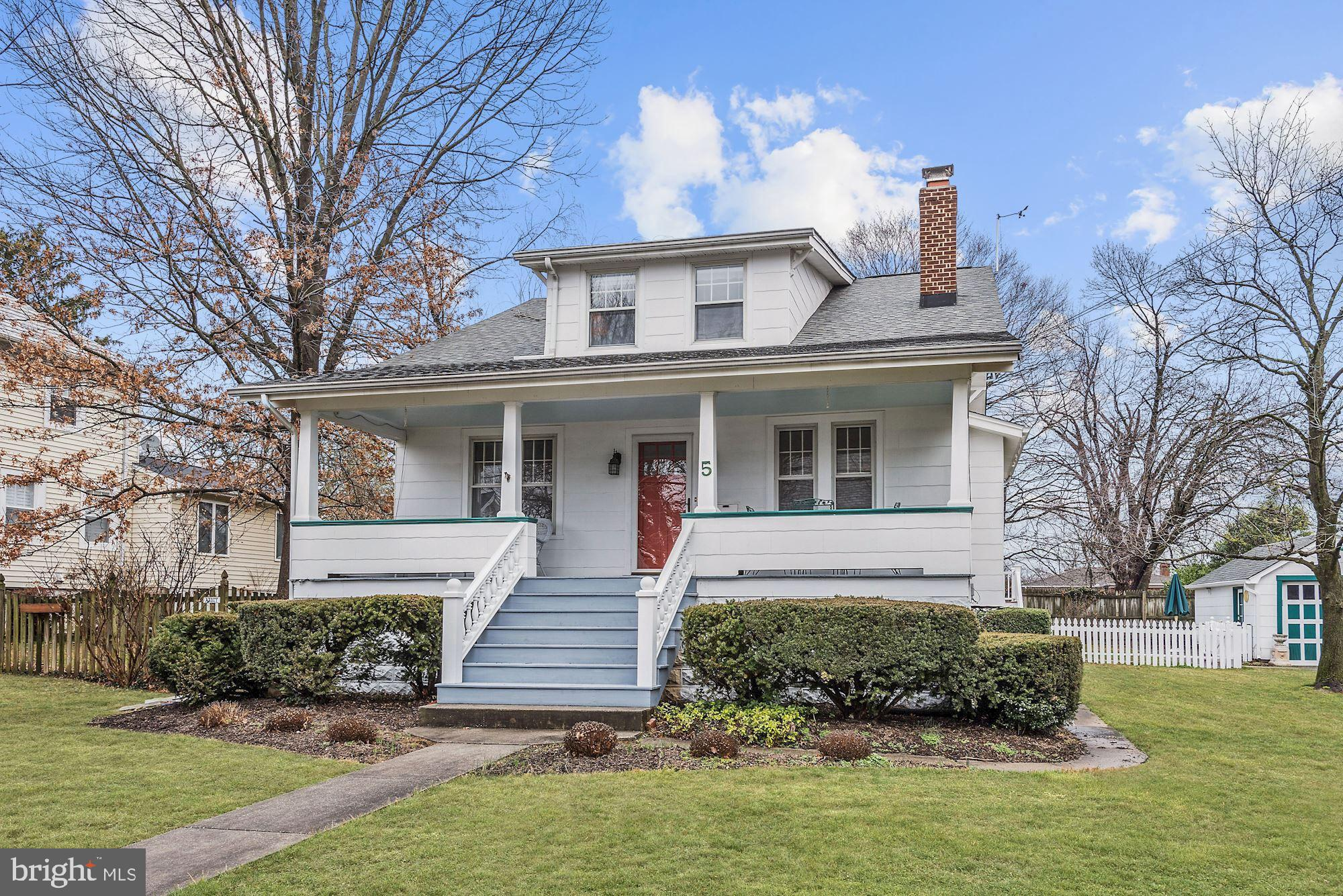 5 FOREST DRIVE, CATONSVILLE, MD 21228