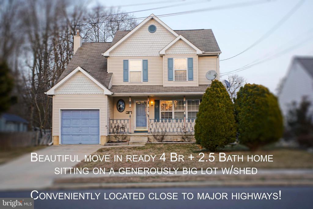 125 Devon Avenue, Bellmawr, NJ 08031